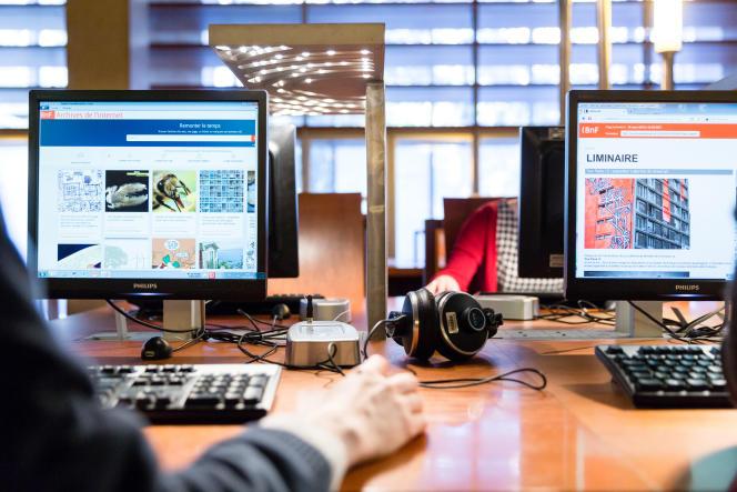 Le Web français archivé par le département du dépôt légal est consultable par les chercheurs sur le site de la BNF.