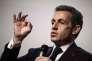 Nicoals Sarkozy, à Paris, le 25 octobre 2016.