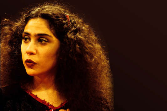 La conteuse Chirine El Ansary dans un spectacle inspiré des« Mille et Une Nuits».