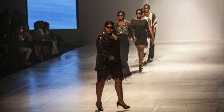 Défilé des créations de la styliste Osa Aisien from Ma'Bello.