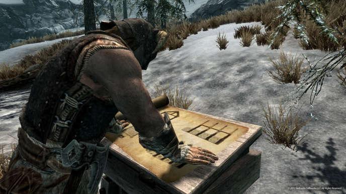 «The Elder Scrolls V : Skyrim»