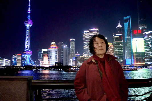 Zhu Xiao-Mei photographiée à Shanghaï en 2015.