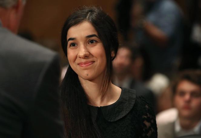Nadia Mourad à Washington, le 21 juin.