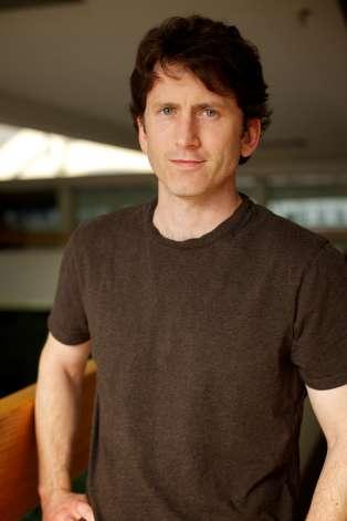 Todd Howard, créateur des jeux de rôle «Skyrim» et «Fallout 4».