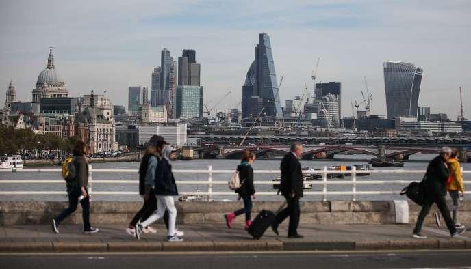 Les Français choisissent majoritairement le Royaume-Uni pour s'expatrier.