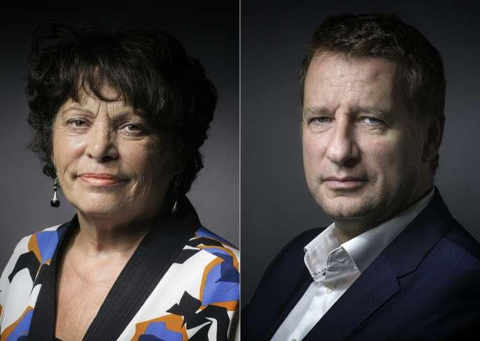 Yannick Jadot et Michèle Rivasi sont candidats à la primaire Europe Ecologie-Les verts.