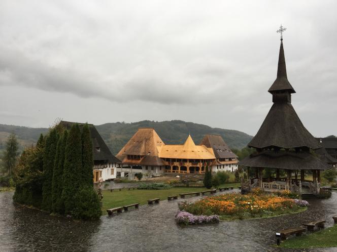 Le monastère de Barsana.