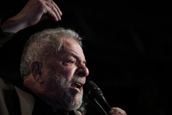 L'ancien président est visé par une enquête pour appartenance à une « organisation criminelle organisée » d'hommes politiques ayant détourné des milliards de dollars du groupe pétrolier d'Etat Petrobras.