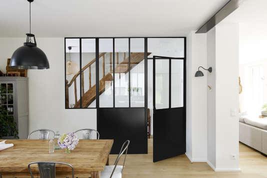 verriere trompe l oeil fabulous verriere trompe l oeil with verriere trompe l oeil good la une. Black Bedroom Furniture Sets. Home Design Ideas