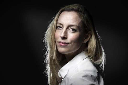 L'auteure Adélaïde de Clermont-Tonnerre, à Paris, le 19 octobre 2016.