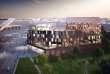 Le complexe immobilier Swam, situé à proximité de la gare TGV Lille-Europe.