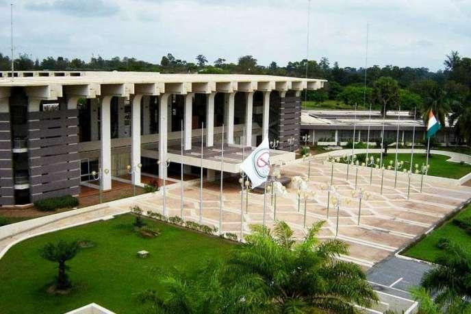 L'Institut national polytechnique Houphouët-Boigny de Yamoussoukro.