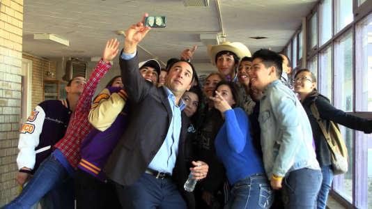Communauté mexicaine au Texas.