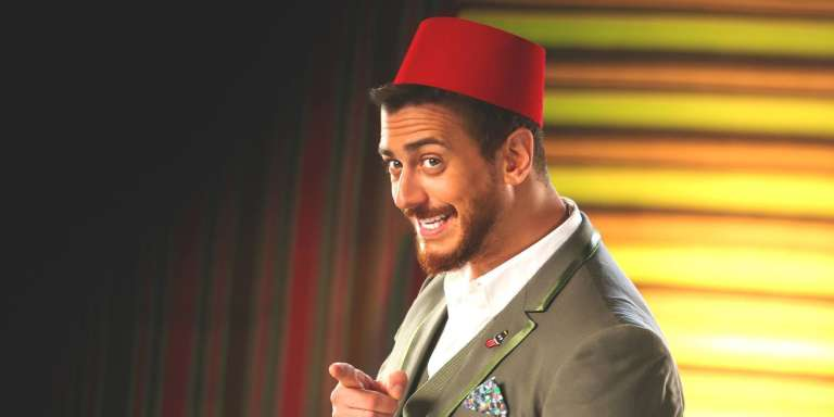 Saad Lamjarred.