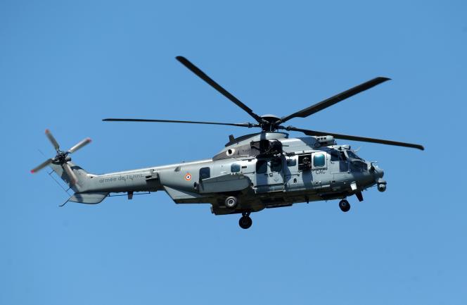 Airbus Helicopters avait remporté un contrat portant sur 50appareils multirôles Caracal.