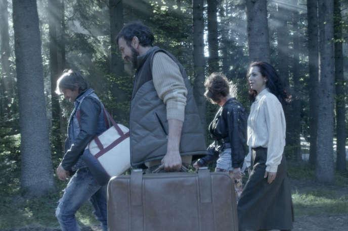 Une scène du film bulgare de Martin Makariev,« Roseville».