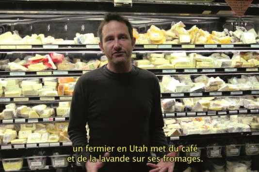 Une scène du documentaire américain et français de Tom Boothe,« Food Coop»