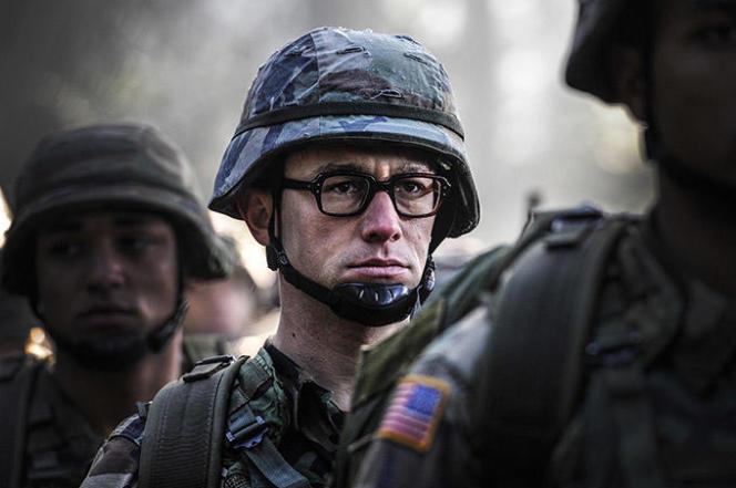 Joseph Gordon-Levitt dans le film américain d'Oliver Stone,« Snowden».