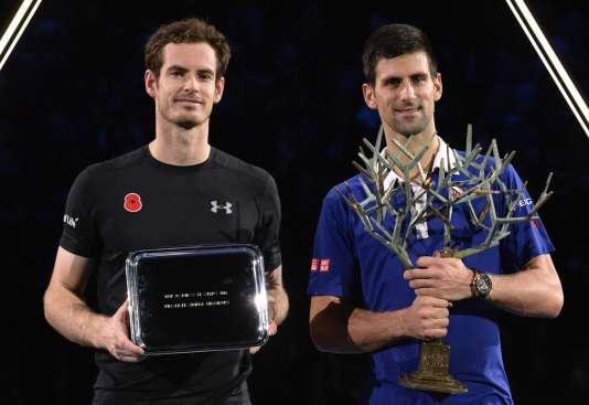 Bercy 2015. On parie que, cette année, on peut refaire la même photo, en changeant simplement les trophées de mains.