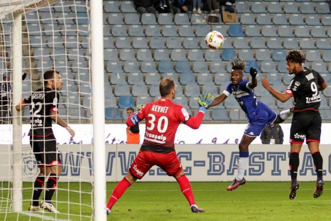 Le club de Bastia est en très mauvaise posture.