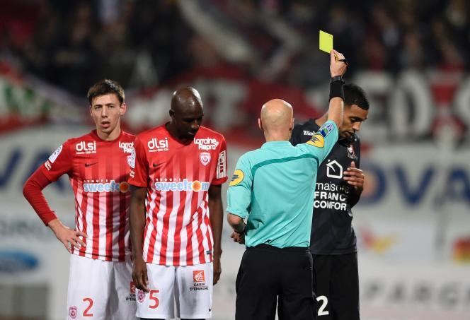 Nancy évolue en Ligue 1.