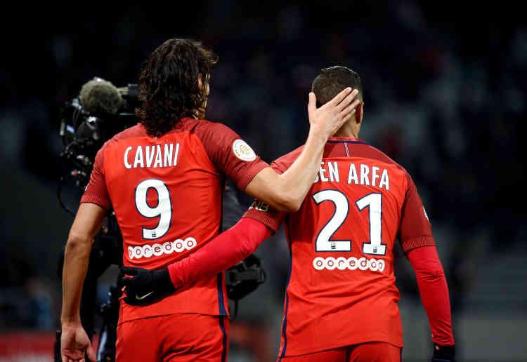 Lors du premier match de la 11e journée, le PSG est allé battre Lille sur le plus petit score grâce à Cavani.