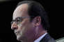 «En cette fin de non-règne, forcé d'insister pour exister, Hollande tape l'incruste auprès de ceux qui ne le calculent plus. Ce que, j'en conviens, on ne devrait pas dire d'un président, mais doit-on le respect à celui qui ne se respecte pas ni ne respecte sa fonction ?» (Photo: Francois Hollande lors du 70e annivarsaire du Conseil économique et social à Paris le 28 octobre).