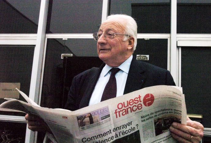 François Régis Hutin, en 2006.