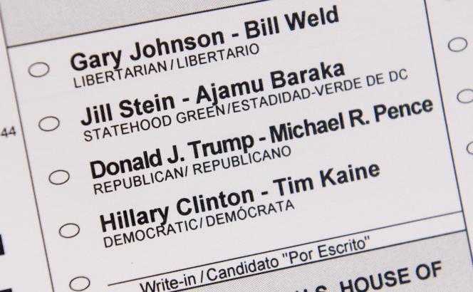 Avant la nouvelle affaire, quelque 22millions d'Américains ont déjà accompli leur devoir électoral, soit environ 20% des inscrits.