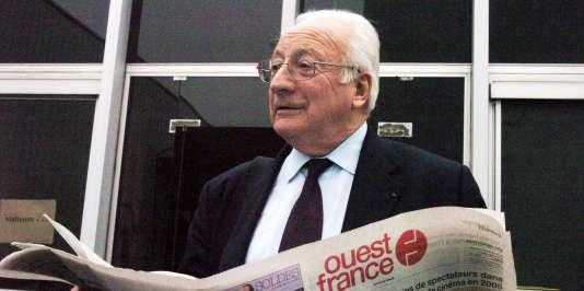 François-Régis Hutin, le 12 janvier 2006.