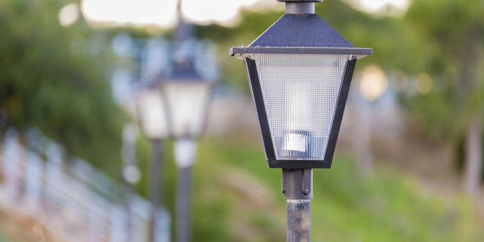 Ce lampadaire intelligent peut réduire de 40% notre facture