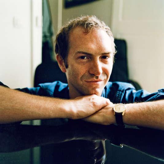 Le producteur Marc-Benoît Créancier, 35 ans.