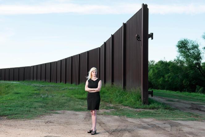 Morgan Cisneros Graham dirige une section locale du Parti républicain. Elle considère « irréaliste»le projet de renforcement du mur à la frontière avec le Mexique, mais affirme comprendre la rhétorique de Donald Trump.