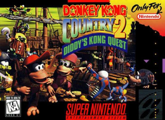 «Donkey Kong Country 2» intègre un personnage féminin, Dixie, suite aux retours positifs des joueuses sur le premier épisode.