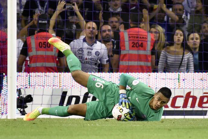 A 23 ans, le gardien formé au PSG connaîtra sa quatrième titularisation consécutive en Ligue des champions.
