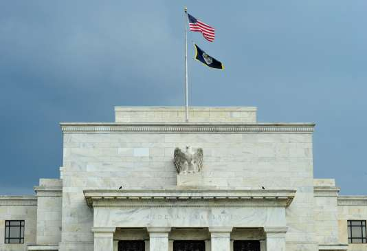 Bâtiment de la Réserve fédérale, à Washington DC.