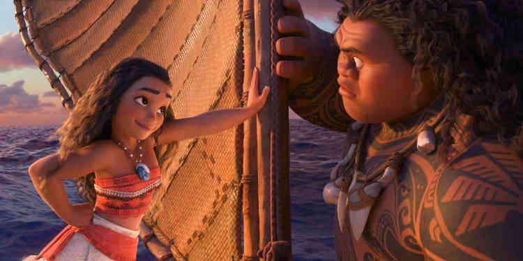 Le tandem John Musker-Ron Clements tient une place à part dans l'histoire des studios Disney : leurs réalisations ont souvent un statut de pivot marquant d'importantes transitions, techniques et/ou commerciales. En 1986, leur «Basile détective privé» remet le studio à flot après l'échec du sombre «Taram et le chaudron magique».Sept ansaprès l'échec de«La Princesse et la Grenouille» (2009), hymne à l'animation traditionnelle en 2D, qui en devient le chant du cygne, revoici les irréductibles aux commandes d'une nouvelle production Disney, inspirée de la mythologie polynésienne.