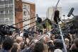 Alain Juppé, candidat à la primaire à droite, fait campagne sur la dalle d'Argenteuil, mercredi 2 novembre 2016.