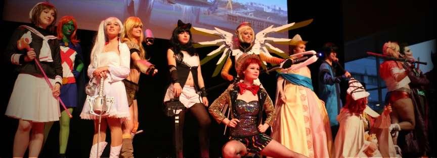 Le cosplay est un des événements les plus populaires des Utopiales.