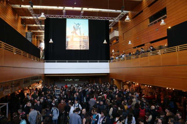 65 000 personnes ont participé à l'édition 2015 des Utopiales de Nantes, selon les organisateurs.