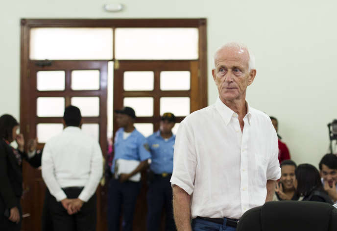 L'affaire a démarré, en mars 2013, par l'interception d'un Falcon 50 sur le tarmac de l'aéroport de Punta Cana avec à son bord vingt-six valises contenant 680 kg de cocaïne.