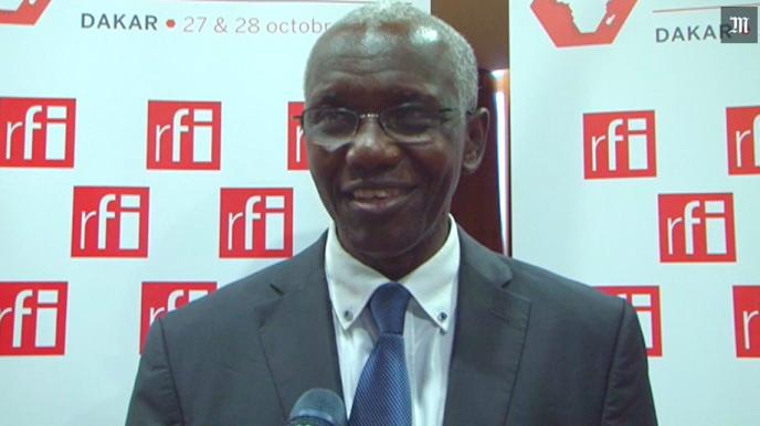 Ibrahima Thioub, recteur de l'université Cheikh Anta Diop de Dakar