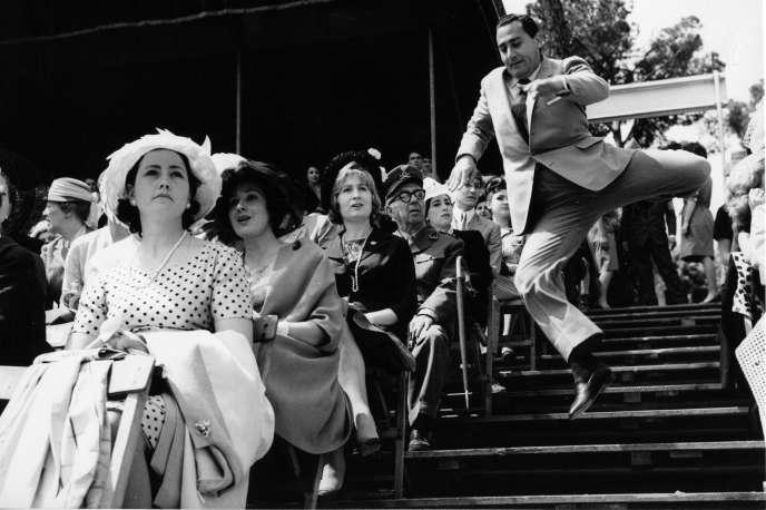 Alberto Sordi estGiovanni Alberti dans «Il Boom», de Vittorio De Sica,réalisé en 1963.