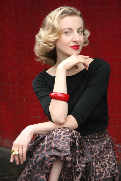 Poppy King, fondatrice de la marque de rouge à lèvres Lipstick Queen.
