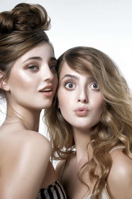 Aly et Taylor Frankel, créatrices de Nudestix.