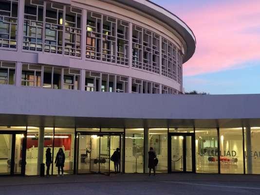 Lilliad, le « learning center innovation» de l'université Lille -I.