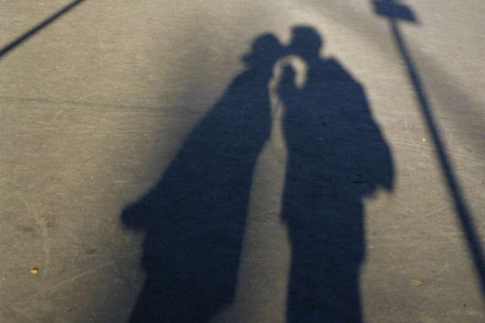 Série Love, Love, Love, L'ombre du baiser, Paris Septembre 2000