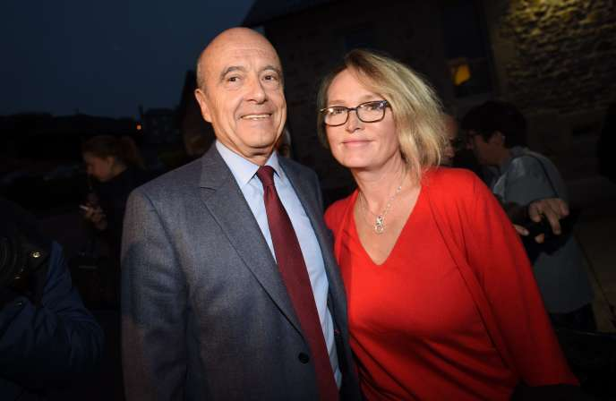 Alain Juppé et Claude Chirac, le 5 novembre 2015.
