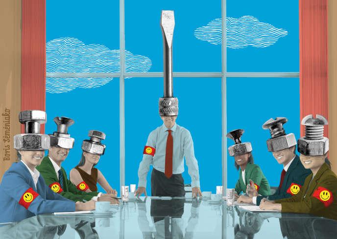 « Dans les entreprises qui mettent en avant leur côté convivial, la contrepartie attendue est souvent un fort investissement à la fois émotionnel et en temps de présence. »