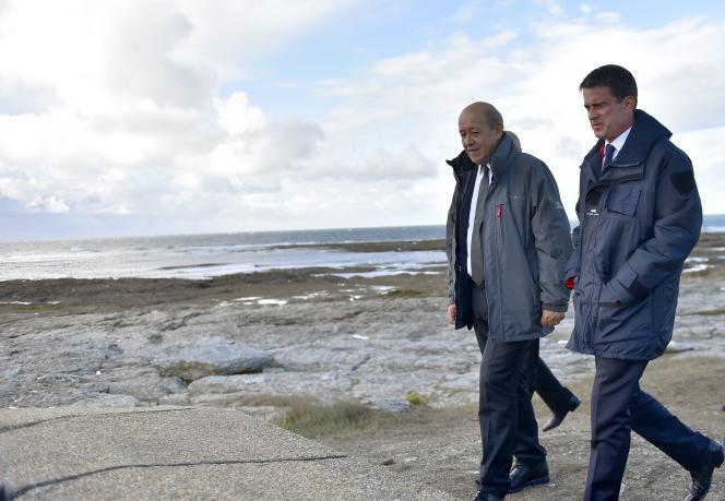 Manuel Valls, le 1er octobre.